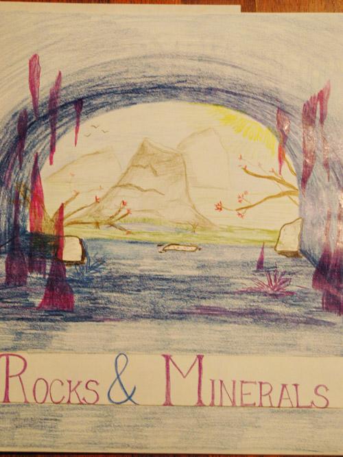 Waldorf Sixth Grade Mineralogy