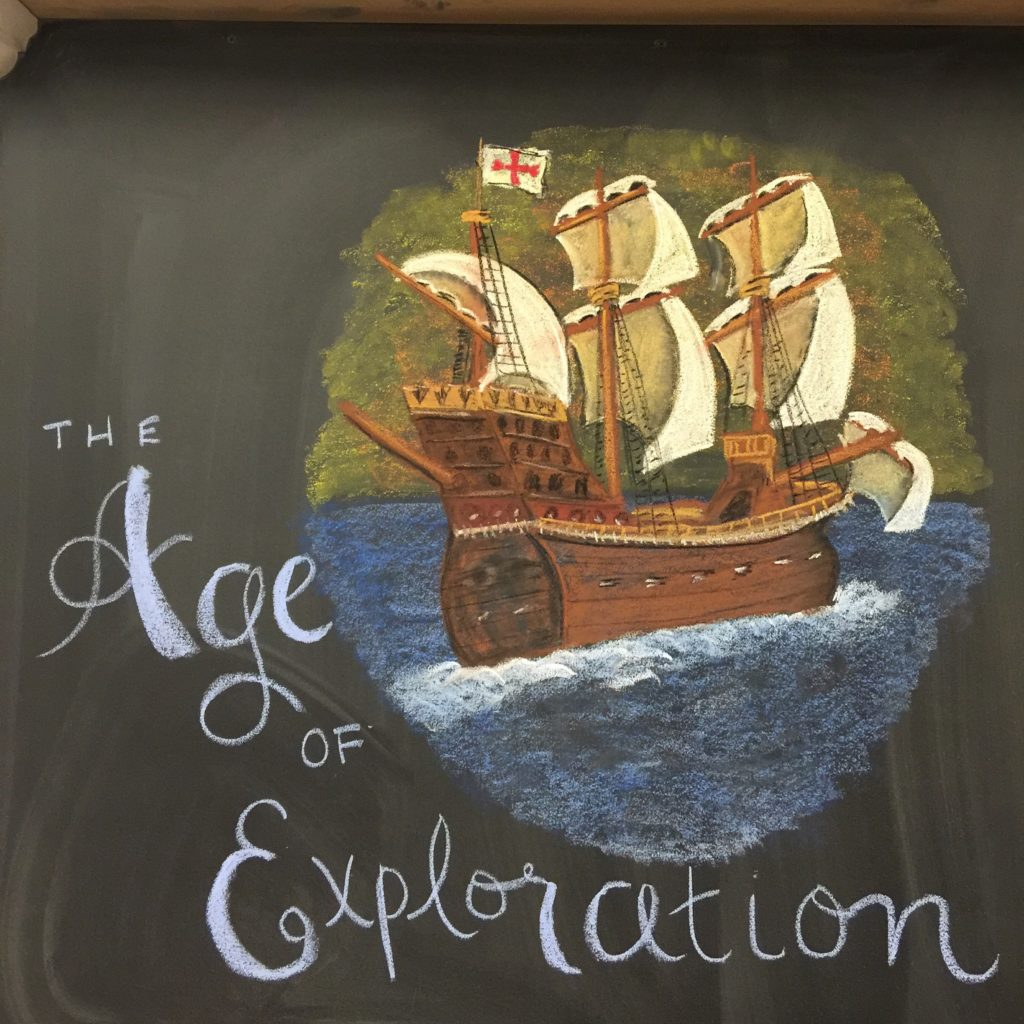 The Age of Exploration | Waldorf 7th Grade
