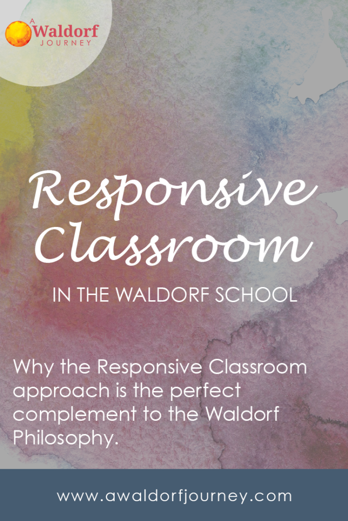 How Responsive Classroom Helps Waldorf Students Succeed