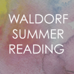 waldorf-summer-reading