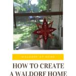 Waldorf home
