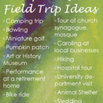field-trip-ideas
