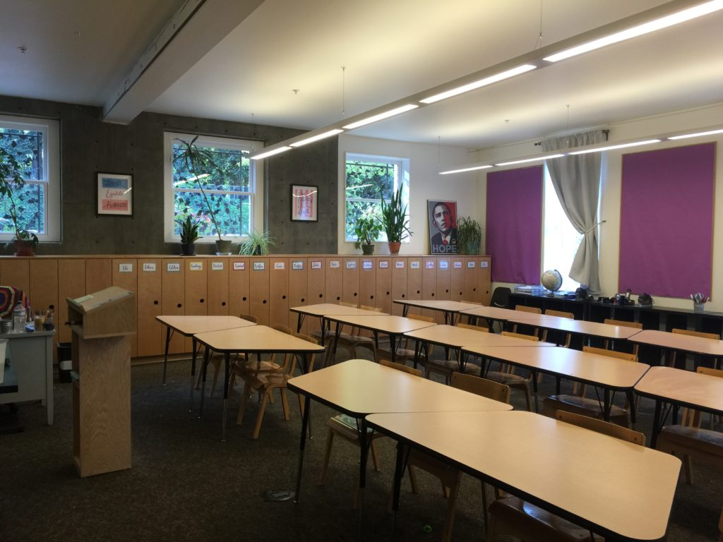 Back-to-School: Waldorf Classroom Photos