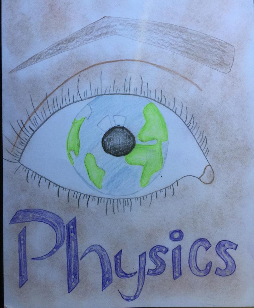physics main lesson book