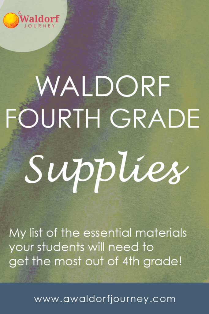 waldorf-4th-supplies