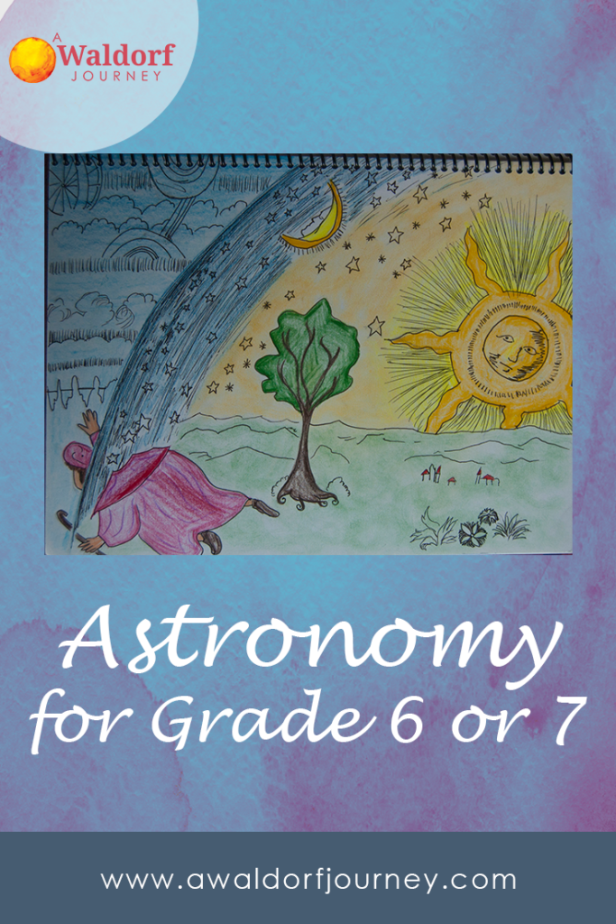 Waldorf Astronomy Curriculum Guide! And a free giveaway!
