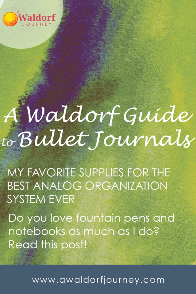 Writing and Journaling for the Waldorf Teacher
