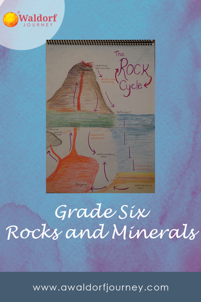 Waldorf Rocks and Minerals Curriculum Guide — Now Available!