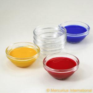 watercolor paint jars