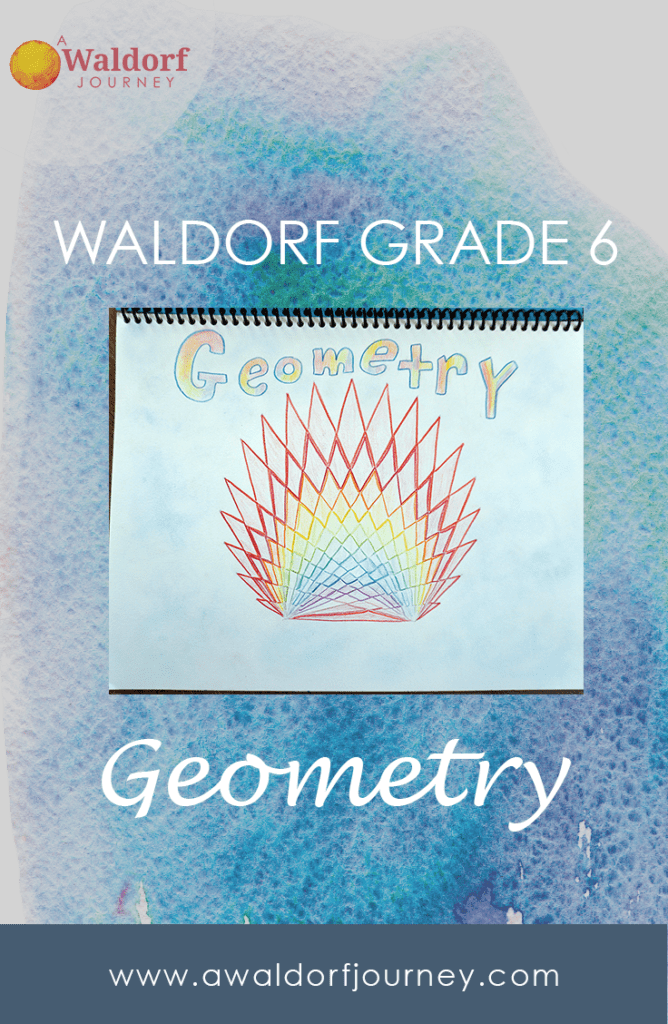 New Sixth Grade Geometry Curriculum Guide!