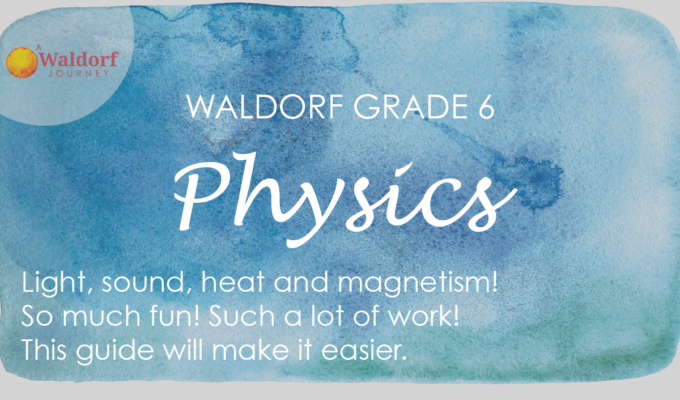 6th Grade Physics Guide
