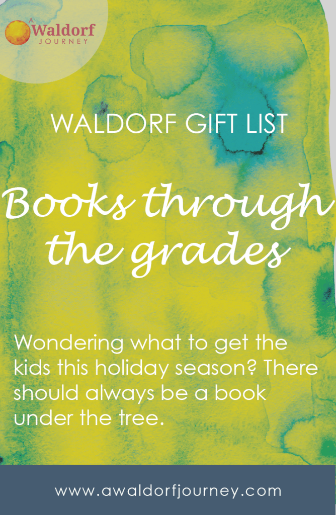 Waldorf Gift Guide | Books