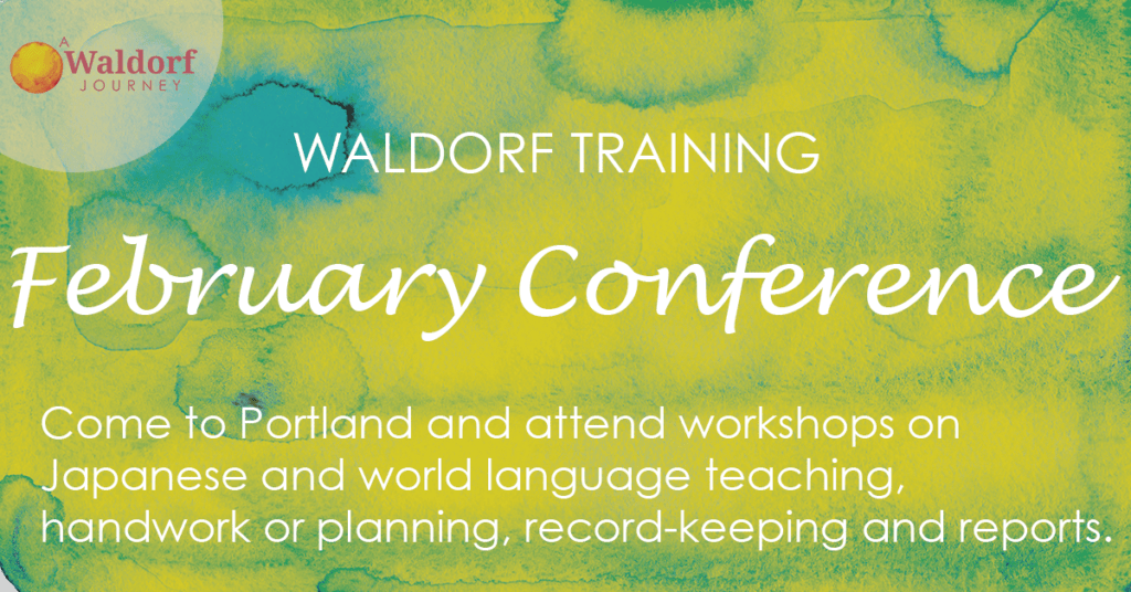 February Break Conference in Portland
