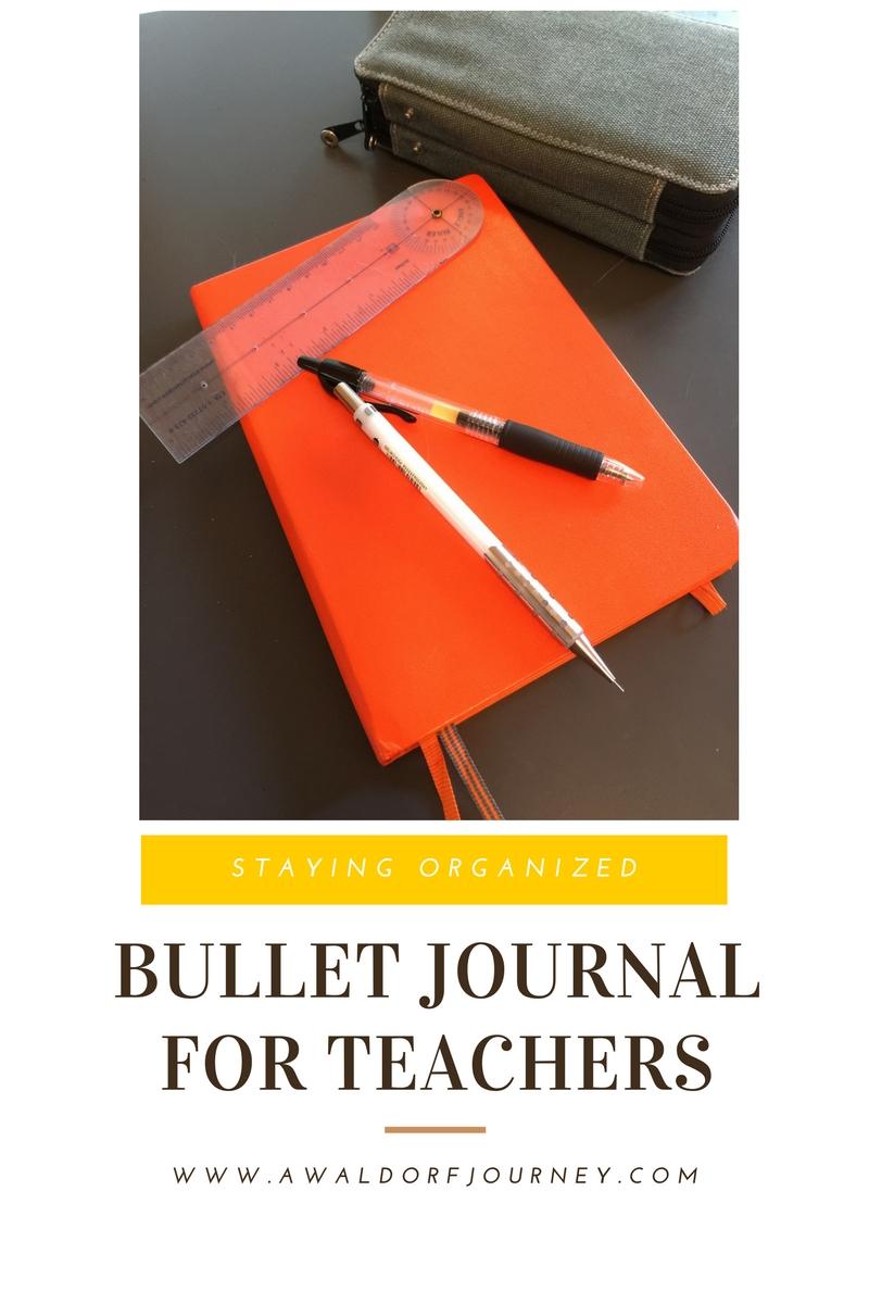 Calendar Ideas For Teachers : Bullet journal for teachers a waldorf journey
